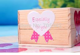 Lindas pegatinas de sellos online-Al por mayor-Forma de corazón lindo especialmente para usted etiqueta engomada de la decoración de la carta, etiquetas engomadas de sellado, etiqueta adhesiva del regalo (d-705)