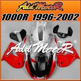 Wholesale 1996 Yamaha Fairing - Addmotor Fairing For Yamaha YZF1000R YZF-1000R YZF 1000R 1996 1997 1998 1999 2000 2001 2002 96 97 98 99 00 01 02 Red SilverY1621+5Free Gifts
