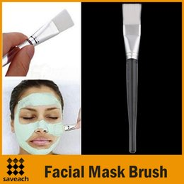 Wholesale Girls Facial Hair - Women Lady Girl Facial Mask Face Eyes Makeup Cosmetic Beauty Soft Brush Tool High quality free shipping
