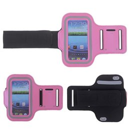 Wholesale Galaxy S3 Cases For Cheap - Wholesale-Cheap! for Samsung s3 mini case Running Sport Gym Armband Case Cover Pouch for Samsung Galaxy S3 Mini i8190 cases+Free shipping