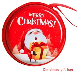 Wholesale Xmas Gift Paper - Xmas bags Small package for Christmas gifts Suitable for small gifts,Suitable for small gifts,data lines,headphones,coins storage 11 modes.