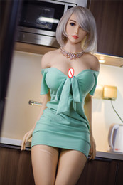 Wholesale japanese live sex doll - Full Silicone Love Doll Rubber Sex Doll Living Love Doll Huge Breast Big Ass 170CM Top Quality Adult Dolls
