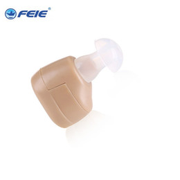Wholesale Manufacture Tools - China Manufacture ITE Analog hearing aid Low Price ABS Material Medical Machine Ear Tool S-213