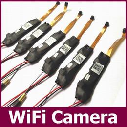 Wholesale Hidden Camera Board - V99 Latest Wireless WIFI Mini Camera Module Board Camcorder IP P2P CCTV Camera Full HD 1080P Hidden DVR Mini DV Video Security