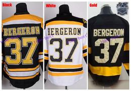Wholesale Bergeron Jersey - 2016 Winter Classic Patrice Bergeron Hockey Jerseys Boston Bruins Jersey Home Black 37 Patrice Bergeron Stitched Jersey A Patch