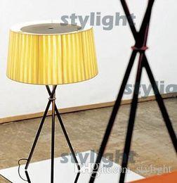 Wholesale Modern Companies - table light for bedroom living room study room hotel company reception desk modern table lamp minimalist style light 3 feet able lighting