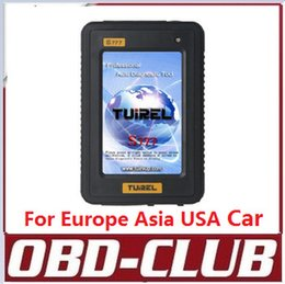 Wholesale Daewoo Diagnostic Tool - 2017 Tuirel S777 Auto Diagnostic Tool (Support Europe Asia USA All Cars system diagnostic tool ) Free shipping