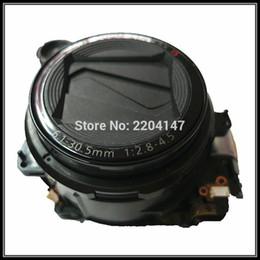 Wholesale Ccd Parts - Freeshipping 100% original black lens G10 zoom for Canon G12 LENS G11 lens no ccd use camera repair parts