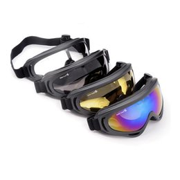 Wholesale Pcs Cs - Motorcycle Wind Mirror New Winter Outdoor Riding Glasses CS Wind Mirror Goggle Ski Goggles Sell Like Hot Cakes