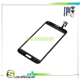 Wholesale Clone Phones China - Wholesale-front touch screen display glass panel screen 1250V1.0 FOR china clone S5 G900 smartphone android phone Free Shipping