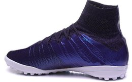 Wholesale Indoor Training - 2015 new best MercurialX Proximo IC Mens Boots Indoor Squadron men Soccer Shoes,High quality Training Sneakers,Discount cheap Football Shoes