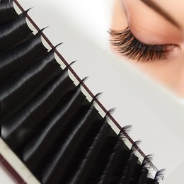 Wholesale Halloween Feather Lashes - false lashes wholesale makeup halloween Eyelashes eyelash extensions Recommend Thick Feather Hand Made Synthetic Hair