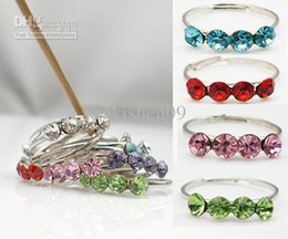 Wholesale Sports Body Jewelry - 12pcs (1pack) X Crystal Adjustable Toe Ring Wholesale Lot Body Jewelry Pack