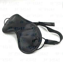 Augenjalousien online-Modemarke Luxus Augenmaske Flugzeug Blinder Mode Patch Designer Schönheit Schirm Blind Pack Boutique VIP Geschenk Großhandel