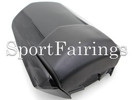 Wholesale Customize Yzf R1 - Motorcycle Back Seat Cover For Yamaha YZF1000 R1 Year 04 05 06 2004 - 2006 Injection ABS Plastic Seat Cowl Black Customize Colors