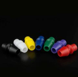 Wholesale Dct Hole - Drip Tip 510 Big Hole Friction fit Drip Tips no O-ring for EE2 CE4 CE5 MT3 VIVI Protank DCT Ego Nova Vaporizer