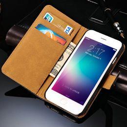 La caja de cuero a estrenar del teléfono celular para el iphone 5 / S 6 / S de Apple toca la nota 3 Note4 Freeshipping de Samsung desde fabricantes