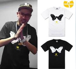Wholesale Wu Tang Clan T Shirts - Men Summer Fashion New Wu Tang Clan T-shirts Music Hip Hop Hiphop Tshirts European big Size Cotton T Shirts S-5XL