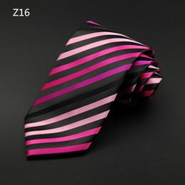 Homens extravagantes gravatas on-line-Grão Xadrez Extravagante Homens Gravata Elegante Moda Suave Gravata Suave Formal De Negócios de Luxo Festa Do Feriado Do Casamento Laços Atacado Frete Grátis