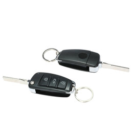 Wholesale Remote Unlock - Universal Central Lock Car Alarm System Keyless Entry Remote System Unlock Car Door Window New Controllers Start Stop For Audi