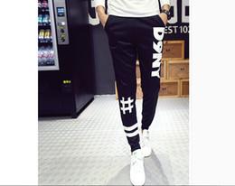 Wholesale Korean Drop Pants - Wholesale-New 2015 Mens Joggers Fashion Harem Pants Trousers Baggy Sweat Fashion Korean Hip Hop Trousers Drop Crotch Pyrex Pants