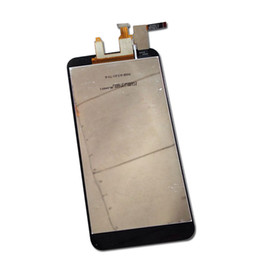 Wholesale Replace Lcd Screen - Wholesale-Replace High quality For ZTE Grand S2 S291 s251 Touch Screen Digitizer+LCD Display assembly Repair parts+Free shipping