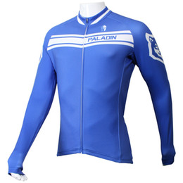 Wholesale Mens Bicycle Clothing Winter - Wholesale-black green mens autumn winter cycling sports wear fitness maillot clothing bicycle jerseys mountain bike tops long full sleeve