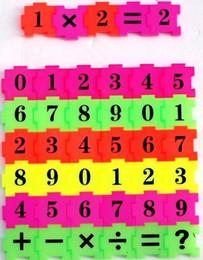 Wholesale Montessori Materials Wholesale - Free shippinperplexus plastic montessori wooden materials math abacus matching figures puzzle math baby toy kids abaco learning education