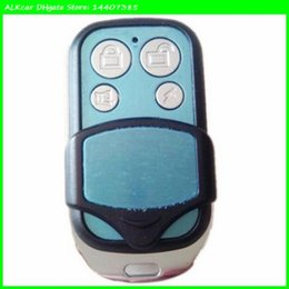 Wholesale Car Remote Control Frequency - ALKcar universal remote control duplicator Pair copy remote control A006 adjustable Frequency Remote Control car starter Store: 14407385