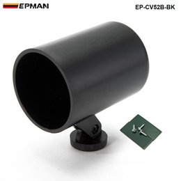 Wholesale Flow Gauges - 1 GAUGE TRIPLE GAUGE PANEL 52MM HOLDER COVER  JDM Gauge Holder (black) have in stock TK-CV52B-BK