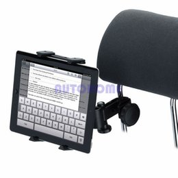 Wholesale Epad Ipad - 1 X Car Auto Headrest Tablet Holder 360 Degree For iPad Epad Touch Pad 5-10 inches order<$18no track