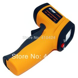 Wholesale Infrared Handheld Thermometer - 1pc AT-IR300 Non-contact Handheld LCD Infrared Digital Thermometer -50~380 centigrade order<$18no track