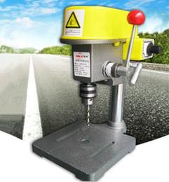 Wholesale Electric Micro Drill - 220v Micro mini electric speed precision bench drill small drill milling machine