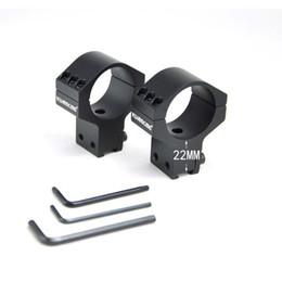 Montaggio da 35 mm online-Anelli per cannocchiale da mira Visionking 35mm mount tattico 11mm Base a coda di rondine per la ricerca di cannocchiali da mira all'aperto animali uomo
