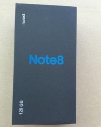 Wholesale Note 1gb - Goophone Note 8 6.3 inch note8 cell phone Quad Core Android 6.0 1G RAM 8G ROM Show fake 64GB ROM Fake 4G LTE Smartphone Free Shipping