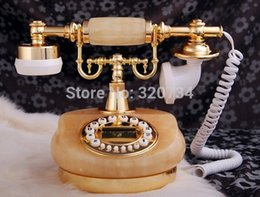 Wholesale Old Style Telephones - Wholesale-old style antique resin telephone