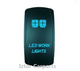 Wholesale Rocker Toggle Switch - LED automotive rocker switch toggle switch ASW-13D car modified car air switch