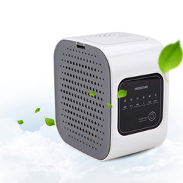Wholesale Ion Air Cleaners - Simple-design Air Cleaner Good Quality Air Conditioning Appliances Excellent Air Purifier Small Space Odor Reduction Instrument