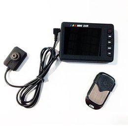"Wholesale Mini Dvr Video Recording System - 2014 Newest Upgrade Edition 2.7"" LCD Portable Mini Video Recording System Button Immediate Review Replay Spy DVR Video Recorder Spy Camera"
