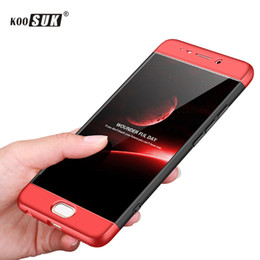 Wholesale M5 Phones - Meizu M6 M5 M3 Note Full Protect Cover Coque Detachable Phone Case For Meizu Note M 3 5 6 Back Cover Note6 Note5