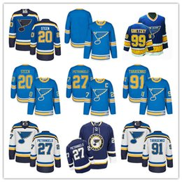 Wholesale Jerseys 91 - 2018 Winter Classic Premier St. Louis Blues Men's 27 Alex Pietrangelo 91 Vladimir Tarasenko 17 Jaden Schwartz Backes Stitched Hockey Jerseys