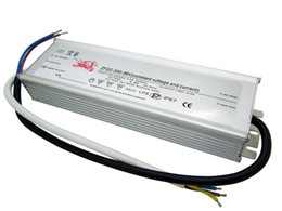 Wholesale 36v Power Supply - 200W Constant Voltage & Current Led Driver Power Supply 36V DC 5.5A Waterproof IP67 For Led Light DIY 5pcs lot