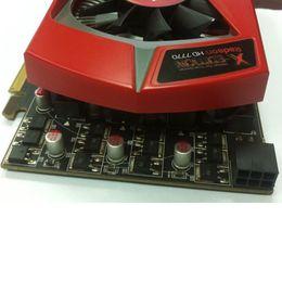 Wholesale Ati Radeon Hd 1gb - Wholesale-USED 1GB VTX HD7770 GDDR5 640SP 128Bit 1150 1250MHz HD 7770 ATI Radeon Graphics Card