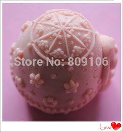 Wholesale Polymer Shapes - Wholesale- Wholesale retail,free shipping,rabbit family shape cake mould polymer clay handmade soap mold FM