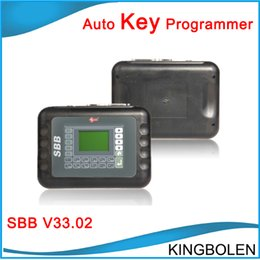 Wholesale Silca Sbb V33 Key Programmer - 2014 VIP Price Silca Sbb Key Programmer V33 programmer Sbb Key pro with Good Feedback