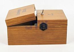 Caja inútil totalmente ensamblada Gran regalo de Geek Leave Me Alone Machine-wooden con logo desde fabricantes