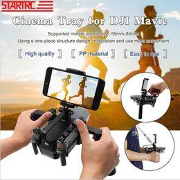 Wholesale Steady Stabilizer - 2018 New Hot !!!! STARTRC DJI Mavic Pro Handheld Gimbal Tray Stabilizer Tray Steady Cam for DJI Mavic pro Drone Accessories