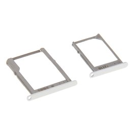 Wholesale Sd Galaxy - Wholesale-iPartsBuy SIM Card Tray & Micro SD Card Tray Adapter Replacement for Samsung Galaxy A3   A300 & A5   A500 & A7   A700