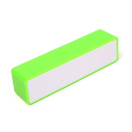 Wholesale Portable Charger Cases - Wholesale-2015 New Portable Powerbank Power Bank USB 1x 18650 Battery Charger Box Case for Mobile Phone MP3 #69257