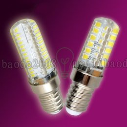 Wholesale Screwing Machine - LED refrigerator machine lamp bulb E14 3W 5W small screw lamp lampblack machine sewing machine light salt lamp, LED lamp bead LLWA040